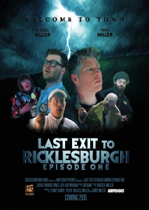 Last Exit to Ricklesburgh EP One Poster FINAL