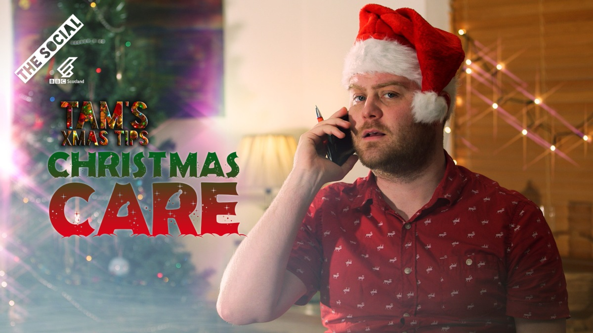 LET PEOPLE KNOW YOU CARE THIS CHRISTMAS
