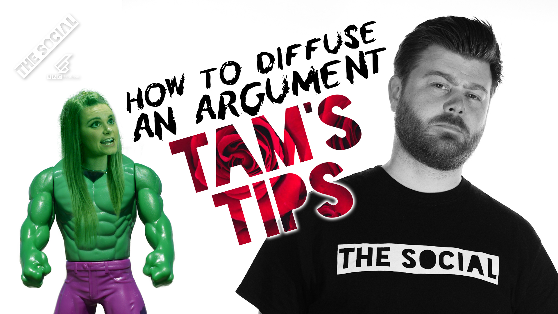 HOW TO DIFFUSE AN ARGUMENT