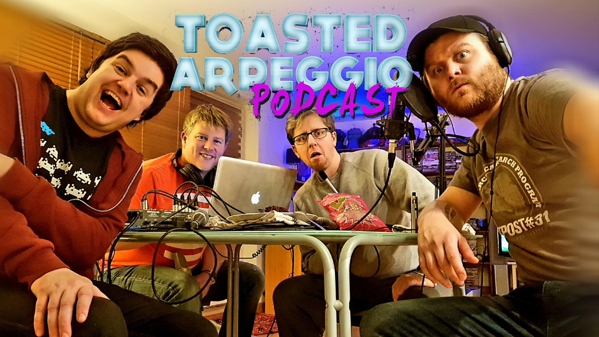TOASTED ARPEGGIO PODCAST RETURNS!