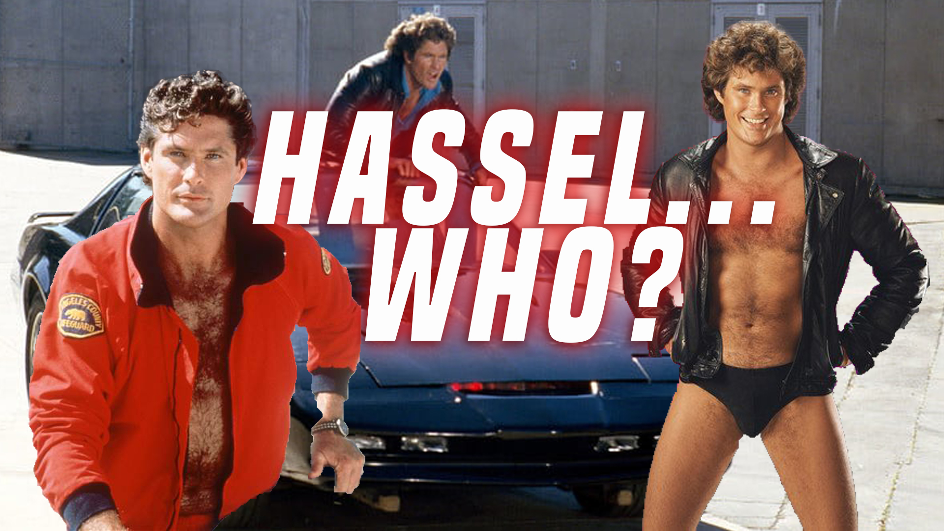 HASSEL… WHO?